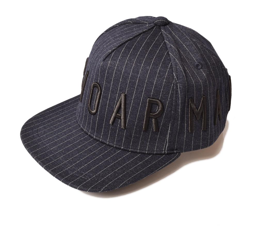 エンポリオアルマーニ キャップ/帽子 EMPORIO ARMANI メンズ ベースボールキャップ ロゴ/ブルー 627504 8A554 00035