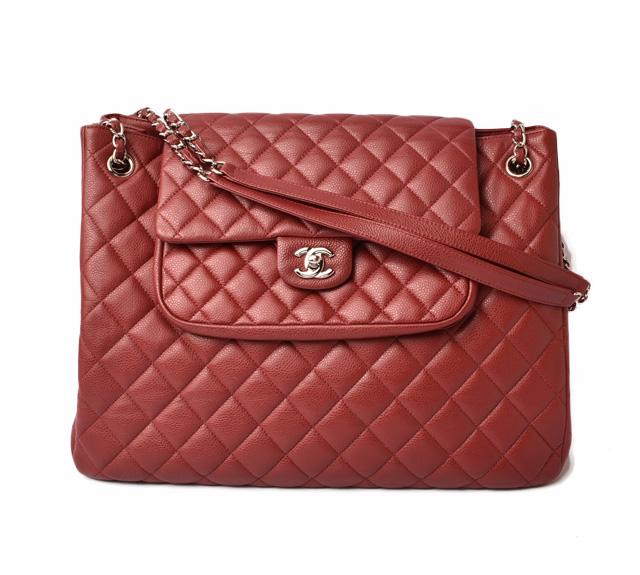 97f664c6eefe Import shop P.I.T.: Chanel shoulder bag / chain tote bag CHANEL 2way ...