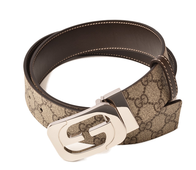 176503010 Import shop P.I.T.: Gucci belt men GUCCI reversible GG スプリーム ...