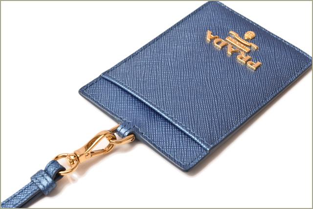 4a8b7f3da9a28c Import shop P.I.T.: 1MC007 badge holder denim metallic mint ...
