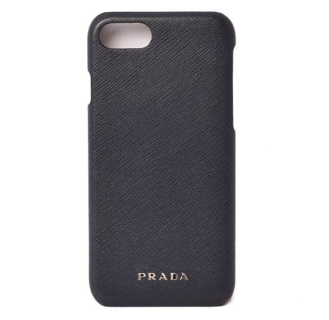 35018064e08b Prada iPhone8 case /iPhone7 case. PRADA iPhone case 2ZH035 SAFFIANO/ サフィアノ  BLUETE/ navy