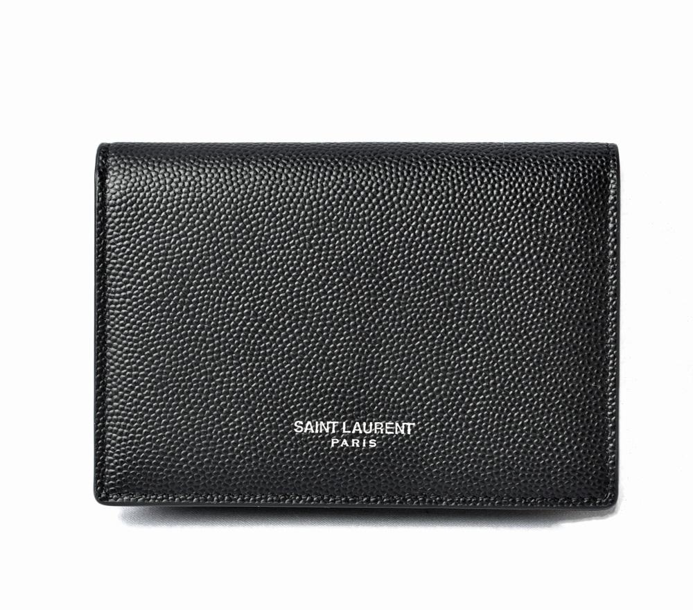 日本最大級 サンローラン コインケース/カードケース SAINT LAURENT ビジネス カードホルダー ブラック 469338ギフト クリスマスプレゼント, 住まeるデパート e02d9186