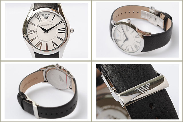 EMPORIO ARMANI 엔포리오아르마니멘즈 손목시계 클래식 AR2020