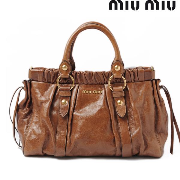 f3af1f267fe8 Import shop P.I.T.  Miu miu miumiu shoulder bag   handbag RT0383 ...