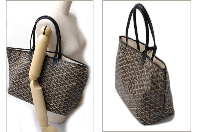 presenting info for classic Import shop P.I.T.: Goyard tote bags GOYARD Saint Louis PM ...
