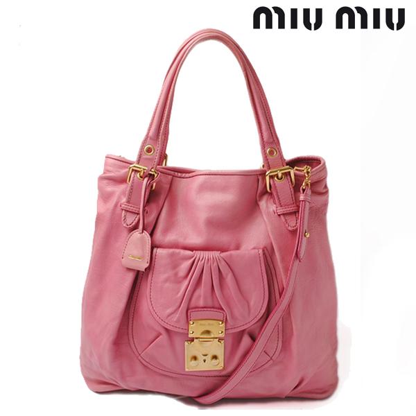 유덕화 숄더백/miu miu 호 보 가방 홍콩 특별 행정구 100 개 한정 2way 스트랩 첨부 납 파 로즈 핑크