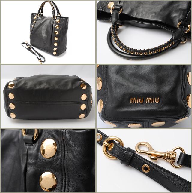 Miu Miu Studded Bags