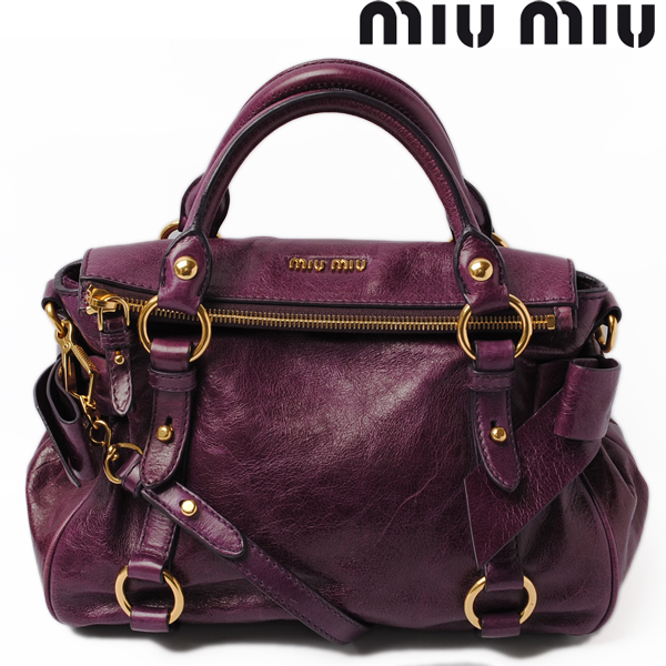 467ad54ef63 Import shop P.I.T.  miu miu miu miu shoulder bag   handbag shiny ...