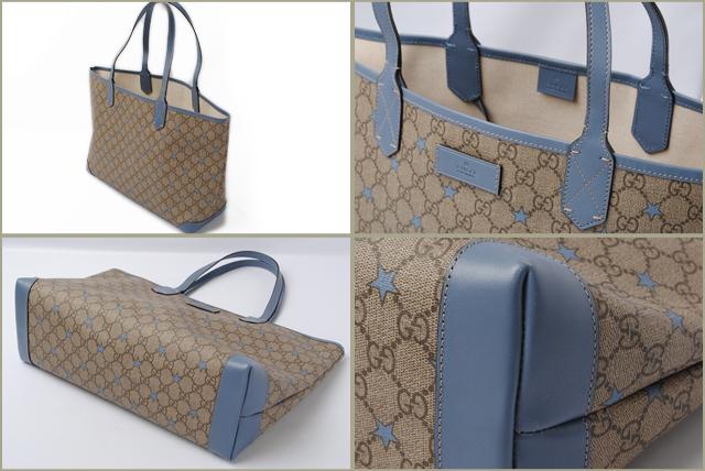 0e85de24cd Import shop P.I.T.: GUCCI Gucci tote bag GG スプリームスター GG ...
