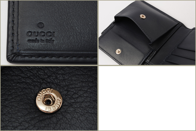 ec3ce92f43f1 Import P I T Gucci Time Wallet Mens Line Leather Logo