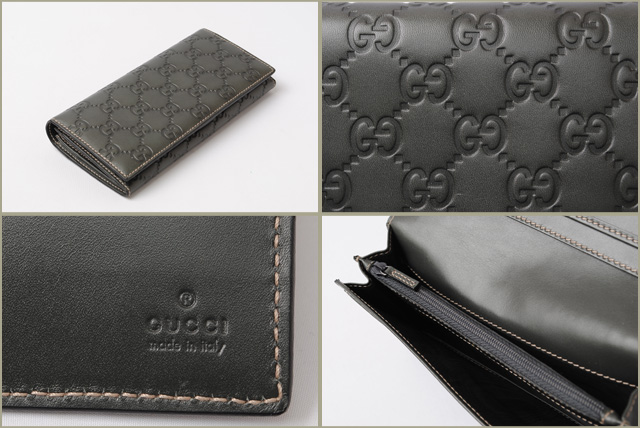 buy popular 27505 c5369 Gucci wallets GUCCI wallets guccissima khaki 146229 A 0V1R1350