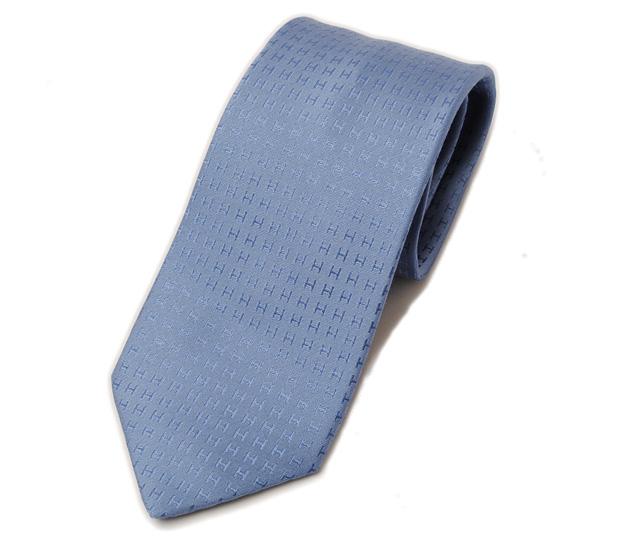 e60692057803 Hermes tie. HERMES 030189T SECHELLES / light blue silk 100% CHANEL シャネル ピアス  CCマーク ブラック/シルバー