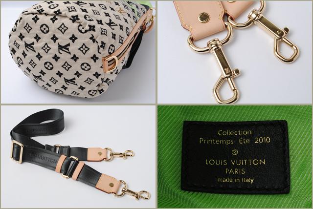 Louis Vuitton Handbag Shoulder Bag Gypsy Pm Monogram Chou Green 2010 Collection 2way