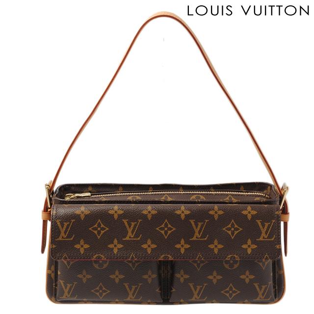 Louis Vuitton LOUIS VUITTON shoulder bag Viva cite MM   Viva cite Monogram  M51164 939233ffe38ea