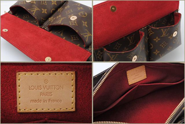Louis Vuitton LOUIS VUITTON shoulder bag Viva cite MM   Viva cite Monogram  M51164 3e1c192155