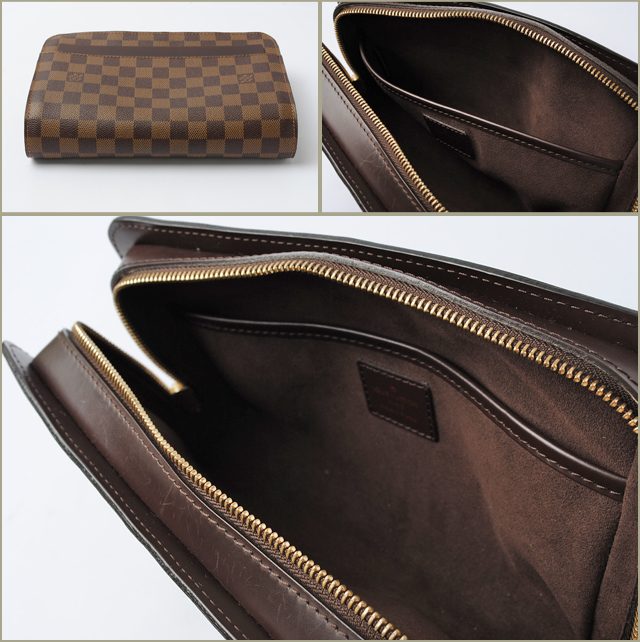 Louis Vuitton Clutch Bag Monogram Orsay M51790