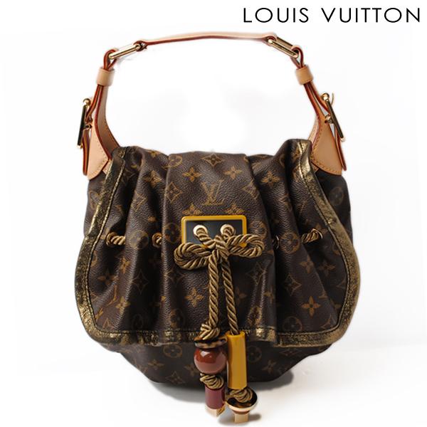 Louis Vuitton Handbag Empty Tension Pm M97016 Monogram 2009 Collection Line Fs2gm