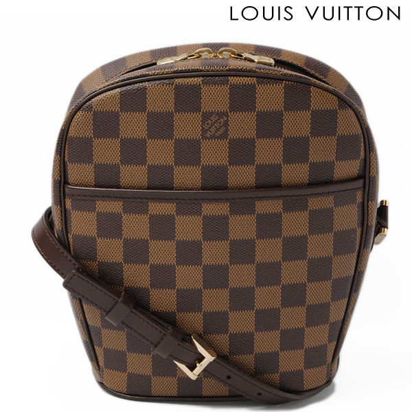 LOUIS VUITTON ルイヴィトンショルダーバッグイパネマ PM ダミエ N51294 discontinuance of making [used]