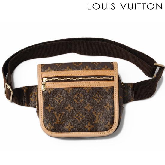 Louis Vuitton Shoulder Bags Waist Porch Body Bag Monogram Bam Bonfire M40108