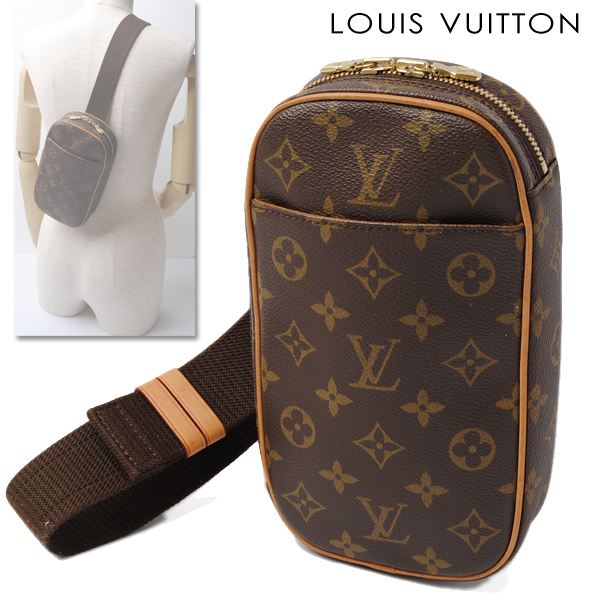 6ae67da50fb0 Import shop P.I.T.: LOUIS VUITTON Louis Vuitton body bag / ウエスト ...