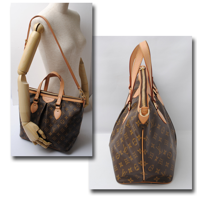 45eb524a837e0 LOUIS VUITTON Louis Vuitton shoulder bag Palermo PM M40145 shoulder strap  monogram fs2gm belonging to