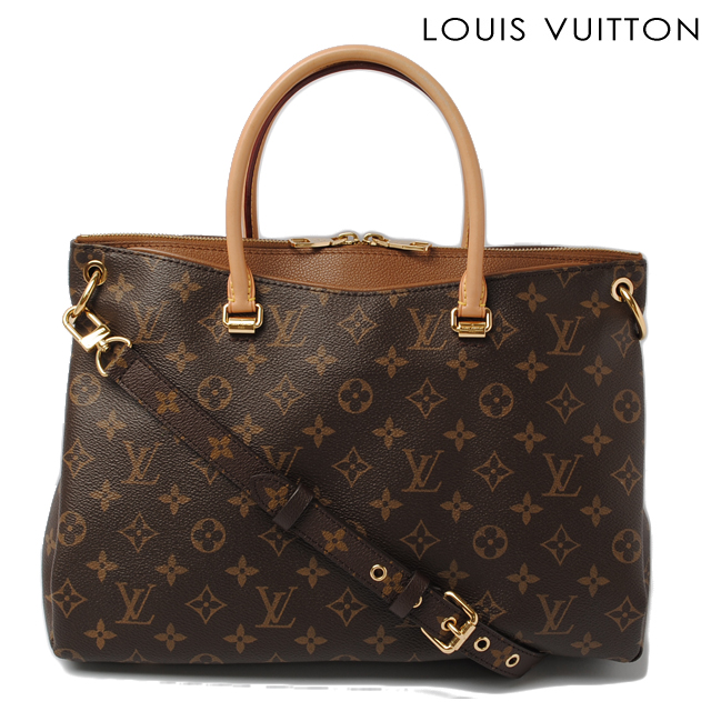 80e7e2cbd9d61 Louis Vuitton LOUIS VUITTON Monogram Tote   shoulder bag paras M40907  shoulder strap included 廃盤品 ルイヴィトン ショルダーバッグ モノグラムマット ...