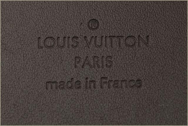 루이비통 LOUIS VUITTON 벨트 サンチュール LV 이니셜 40mm 다 미 M9807 안팎이 없는 옷