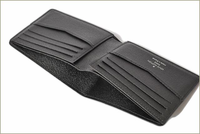 1d3a976d2ff ... Damier Grafitpoltofouille Slender Graphite. Import P I T Louis Vuitton  Folding Purse Wallet