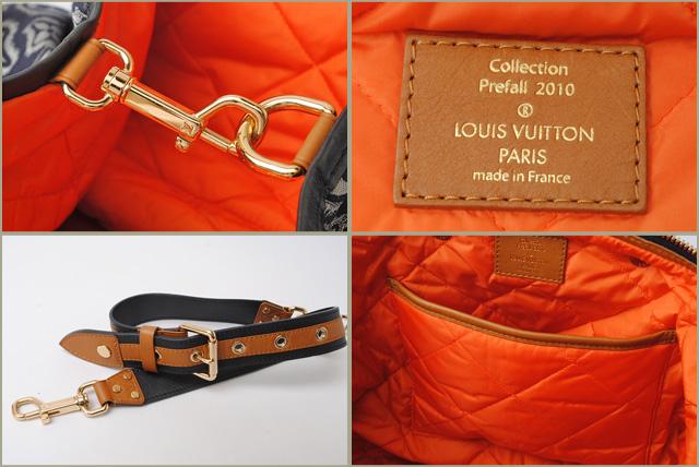 40a8ce390889 Louis Vuitton Tote Bag   shoulder bag 2-way LOUIS VUITTON Aviator marine  M40384 2010 limited