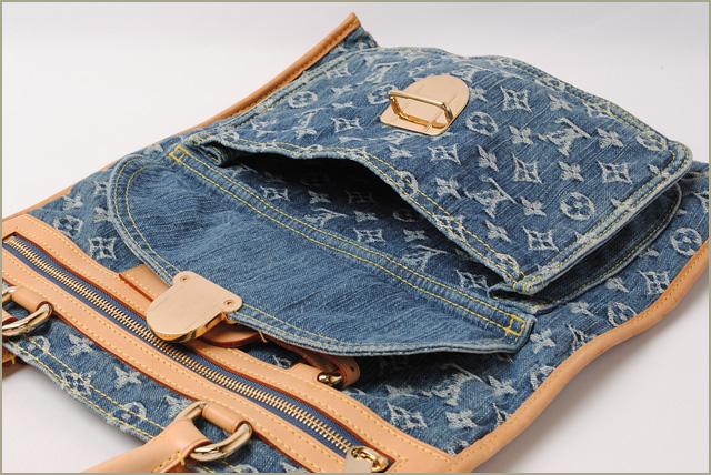 21e29a65695 Import P I T Louis Vuitton Tote Bag Purse. Monogram ...