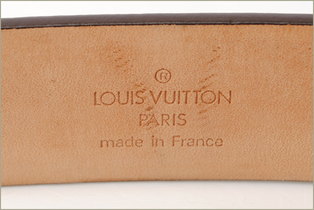 cebf5b988a17 Louis Vuitton belt mens LOUIS VUITTON San TUR Damier 30 mm Damier M6944W