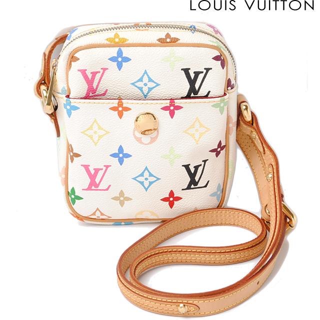 18923c522b7b Louis Vuitton LOUIS VUITTON Shoulder bag   Pochette lift multi-color Bron  M40055 廃盤品 ルイヴィトン マルチカラー ショルダーバッグ(ポシェット) リフト ブロン ...
