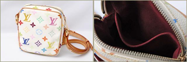 f4ef680c6b4a Louis Vuitton LOUIS VUITTON shoulder bag   pochette lift multicolored Bronn  M40055