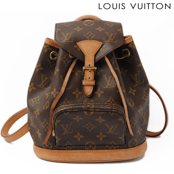 c0c9a704fc08 Louis Vuitton Backpack Mini Montsouris M51137 Monogram. Import P I T  Rakuten Global Market Louis Vuitton