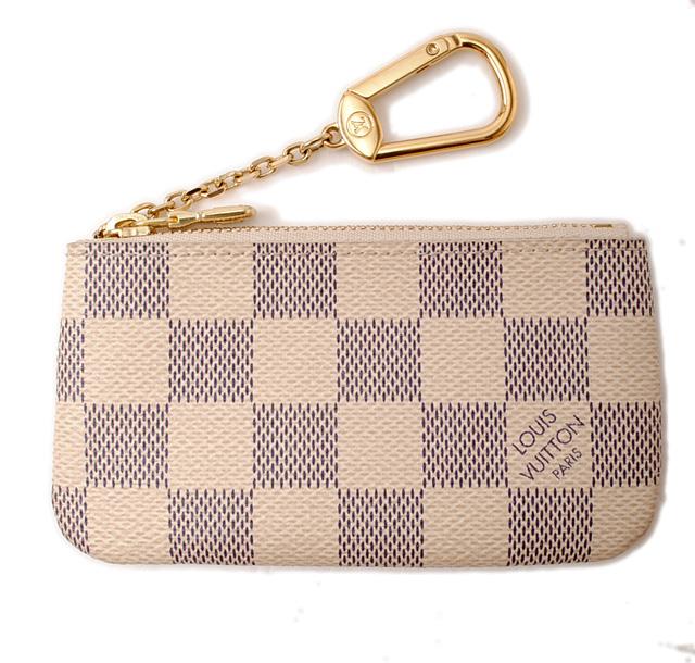 e1cce5bb09c Louis Vuitton coin purse / key holder/key and change holder N62659 LOUIS  VUITTON Damier Azur