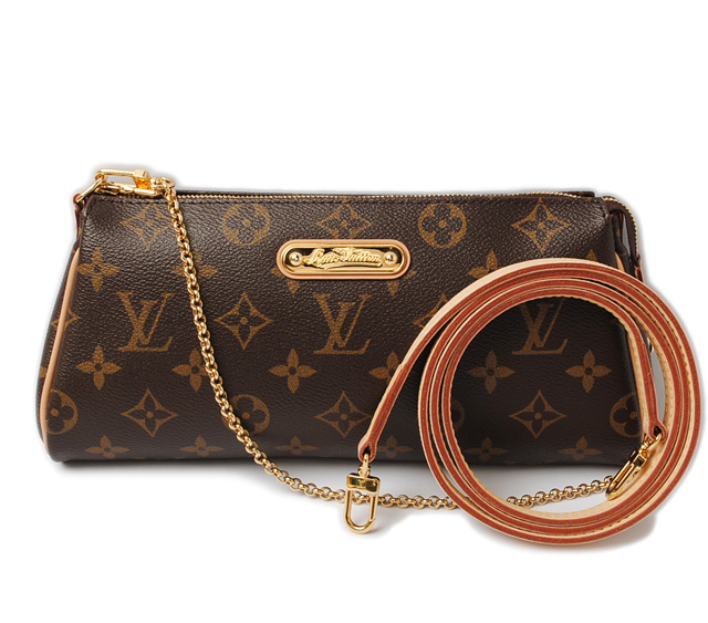 7e4f5b618191 Louis Vuitton shoulder bag   clutch bag. Monogram LOUIS VUITTON Eva M95667  strap with 2-way ルイヴィトン ユタライン メンズ ショルダーバッグ イロクワ M92534