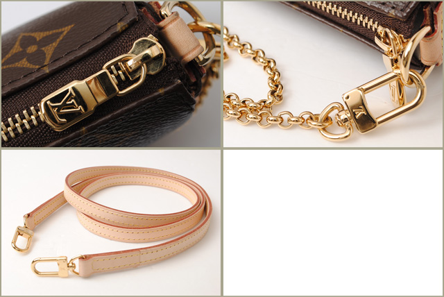 09d2ed4696dd Monogram Louis Vuitton shoulder bag   clutch bag LOUIS VUITTON Eva M95667  strap with 2-way