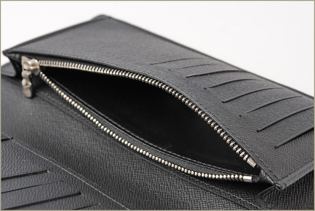 adee02866d3e Louis Vuitton wallet mens LOUIS VUITTON purse   wallet brothers EPI Noir  M60622 unused