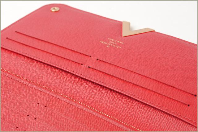 루이비통 지갑 LOUIS VUITTON장 지갑/포르트포이유・키모노 M56174 모노그람스리즈