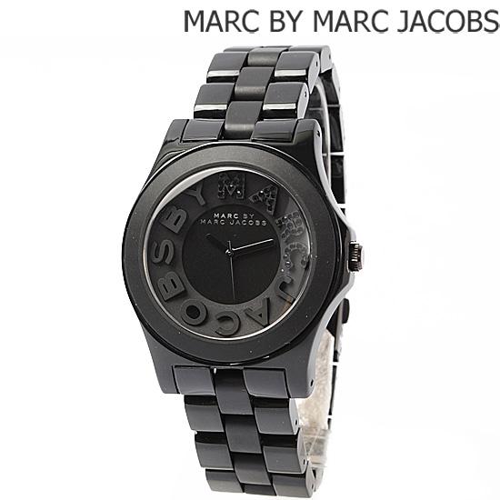 MARC BY MARC JACOBS (마크) 시계 Rivera (리 베라) 모조 다이아몬드 블랙 MBM8529