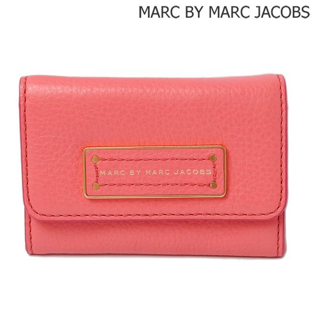 マークバイマークジェイコブス カードケース/コインケース MARC BY MARC JACOBS ROSE BUSH/ローズ M0001210