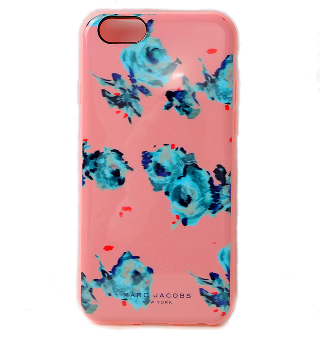 save off 99c9b 3b436 Marc Jacobs iPhone cases / incase chrome slider case MARC JACOBS iPhone6/6  S B... Y. O. T. brocade floral pink multi M0008891