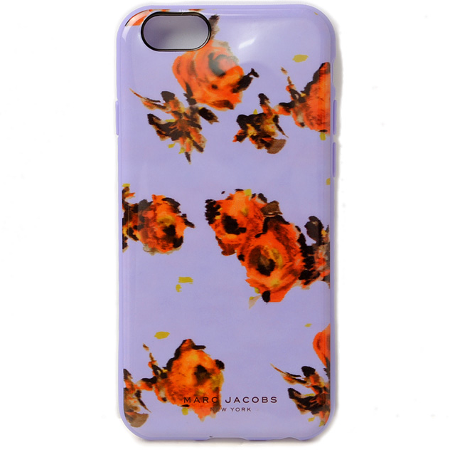 promo code f4b64 c3cb8 Marc Jacobs iPhone cases / incase chrome slider case MARC JACOBS iPhone6/6  S B... Y. O. T. brocade floral lilac multi M0008891