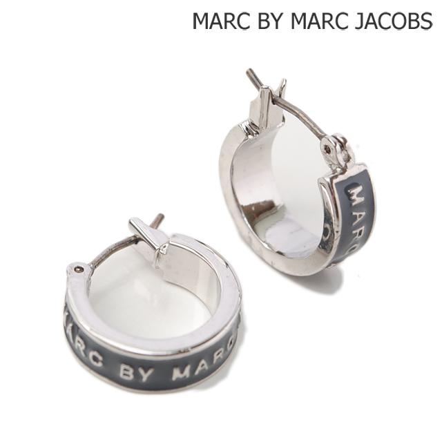 마크 MARC BY MARC JACOBS 피어 싱 로고 STEEL/스틸 M3PE552 액세서리