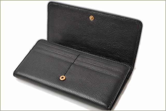 标记雅各布钱包MARC JACOBS 3个长钱包/RECRUIT/募集黑色M0008169
