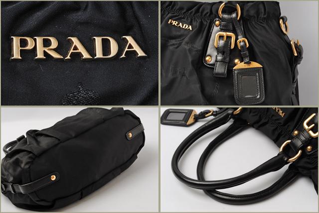 c98c68afeb99d8 Import shop P.I.T.: It is with PRADA PRADA tote bag / shoulder bag ...
