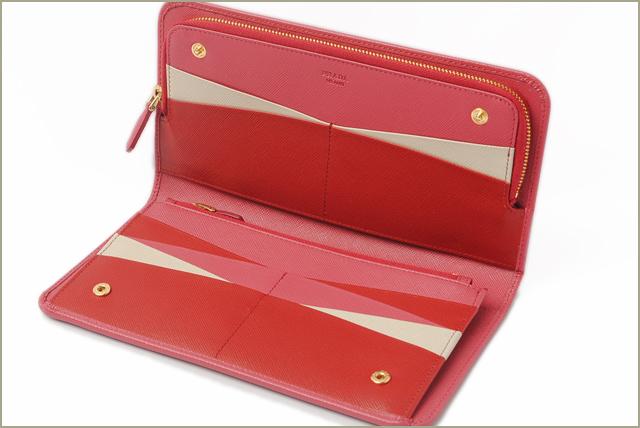 3a8978ea5731d2 Import shop P.I.T.: Prada PRADA long wallet 1M1316 SAFFIANO MULTIC ...