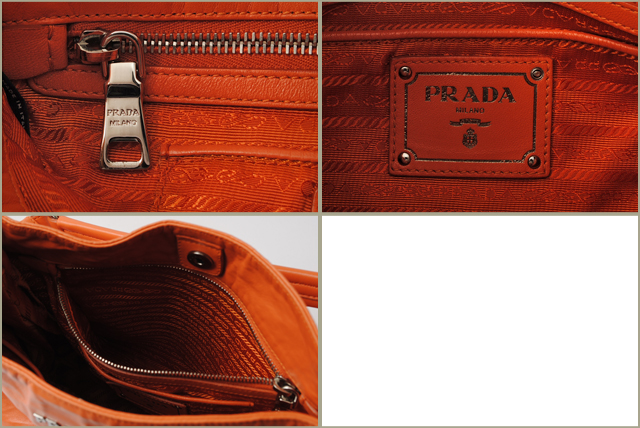 3e7cf2b4245b Import shop P.I.T.: Prada tote bag / shoulder bag PRADA vintage ...