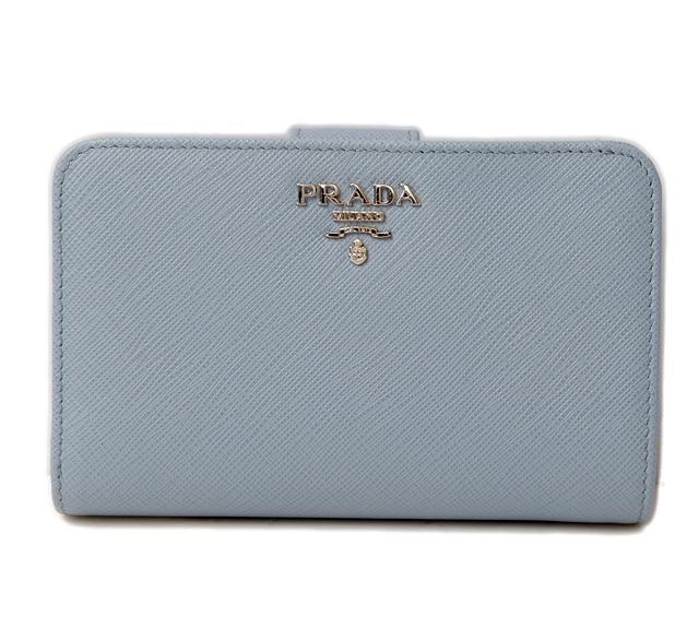 5518d4bd9a8fc2 Import shop P.I.T.: Prada purse PRADA folded unused wallet 1ML225 ...