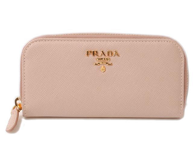 3040a8bff169 Import shop P.I.T.: Prada key holder PRADA 6 1M0604 SAFFIANO METAL ...